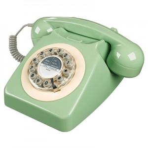 Vintage telefoon