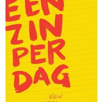 Een zin per dag: dagboek voor drukke types