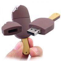 De USB-stick die je doet smelten (just don't take a bite)