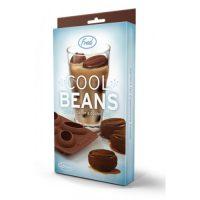 Met de ijsblokjes koffiebonen kan je ongemerkt je cafeïne pijl opkrikken