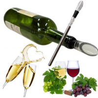 Koelstaaf in je wijn: hou drankje én hoofd koel deze feestdagen