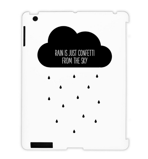 tablet hoes confetti