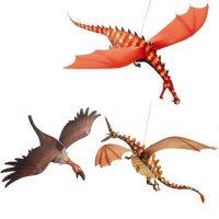 Plafondhanger draken set – zeer geschikt voor kleine draakjes