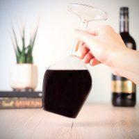 Wijnglas op zijn kop: hoe diep heb jij in het glaasje gekeken?!
