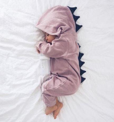 baby onesie draak
