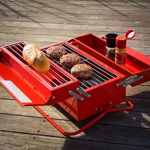 gereedschapskist grill