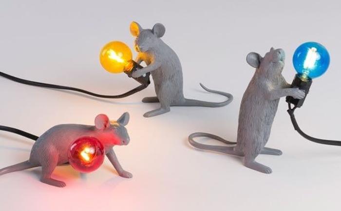 mouse lamp seletti