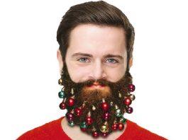 kerstversiering baard