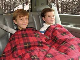 elektrische deken voor auto