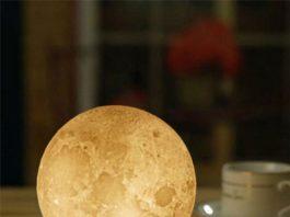 maan lamp
